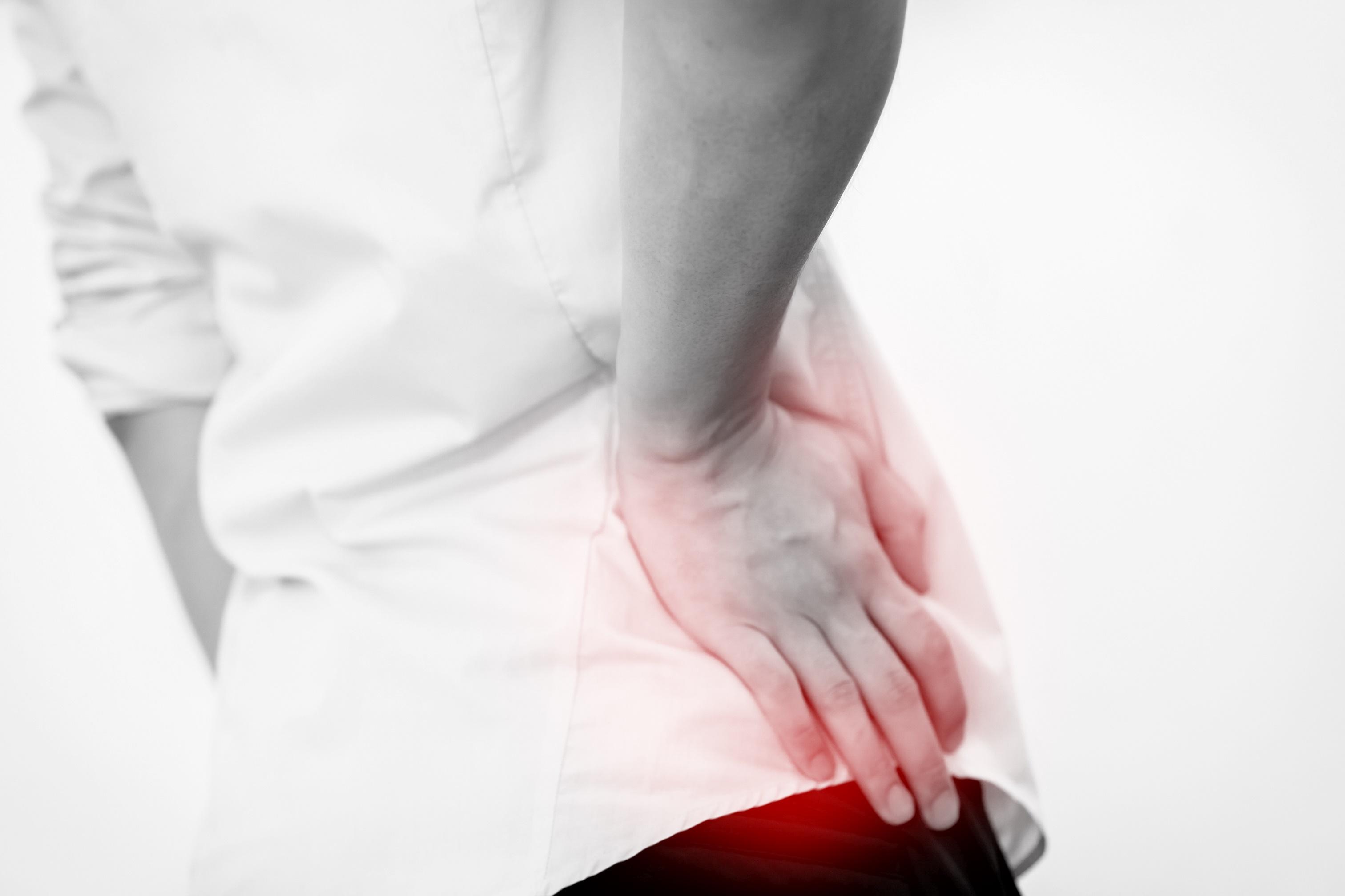 smärta efter höftoperation