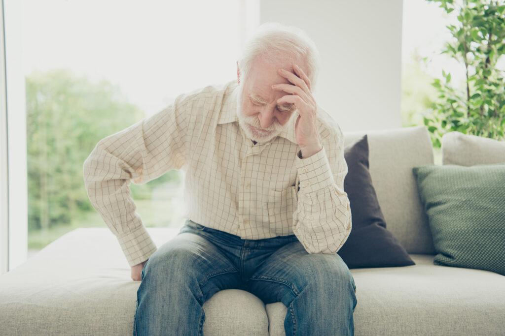 Ny studie: ungefär hälften av alla äldre har smärtor varje vecka